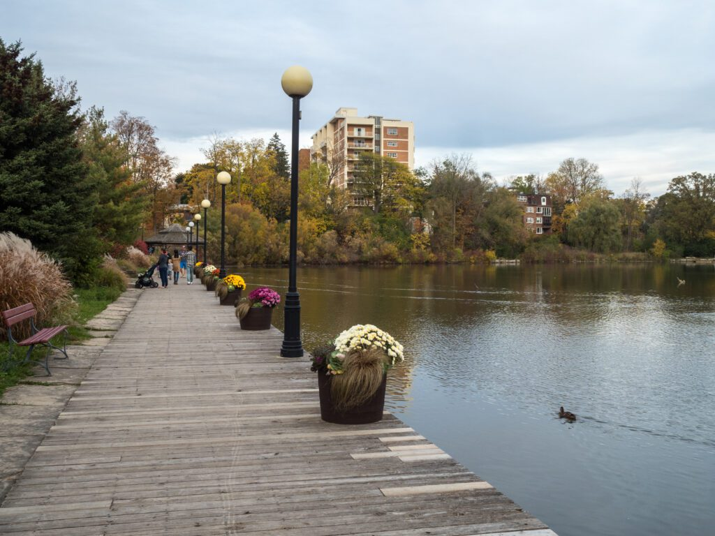Waterloo,Park